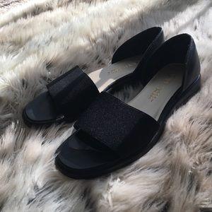 Cabin Creek Black Shoes